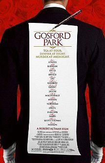 Gosford Park film