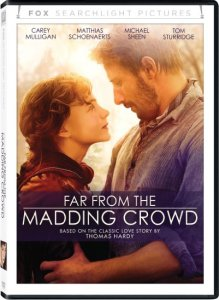 Far from the Madding Crowd (2015 film poster)