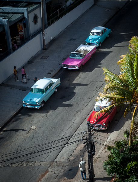 1950s Cars in Havana, Cuba
