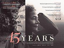 45 Years film