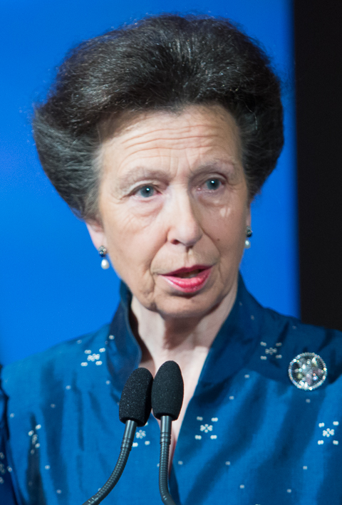 Princess Anne October, 2015