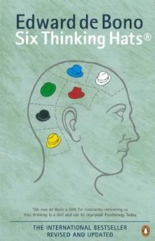 Six Think Hats by Edward de Bono