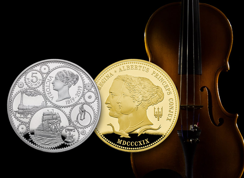 Commemorative coin for Victoria 200