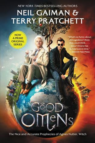 Good Omens TV mini-series