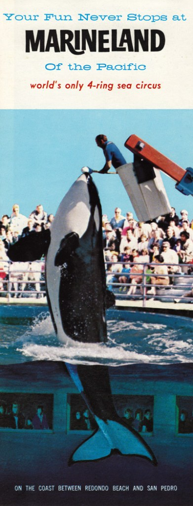 Marineland of the Pacific brochure