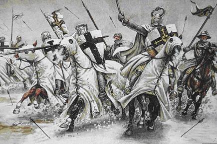 A német lovatgrend szerzetes-katonái