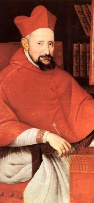 Bellarmin Szt. Róbert bíboros, a Szent Inkvizíció kivizsgálója Galilei esetében