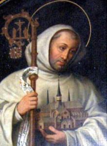Clairvaux-i Szt. Bernát
