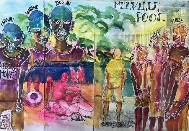 Fiver artist