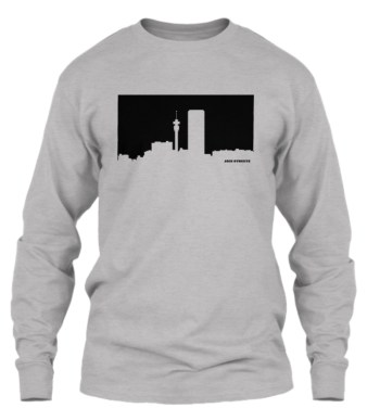 Jozi Streets Grey Sweater