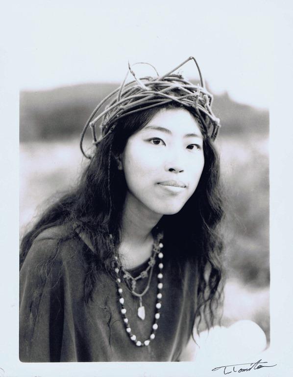 Noriko photo by Takuro 1993