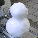 雪だるまの自作