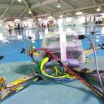 水中ROV(TUT-UAV2)について