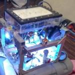 水中ロボット MK1