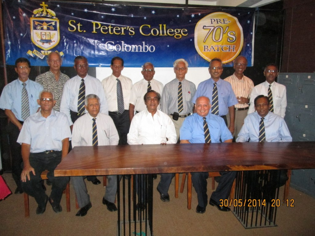 PRE 70s Committee 2014