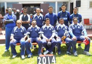 SJC XI 2014