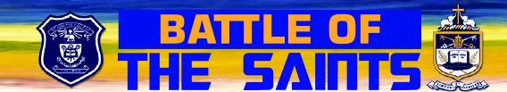 BATTLE OF THE SAINTS