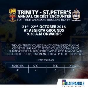 SPC v TCK 1st XI 2016