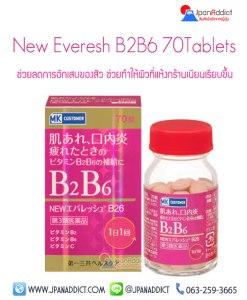 New Everesh B2B6 (B26) 70เม็ด