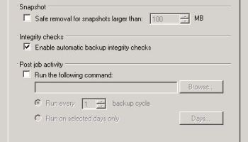 The Missing Manual Part 2: When Snapshots Go Wrong | Justin's IT Blog