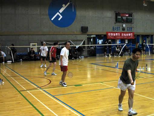 BCIT Badminton Tournament 2