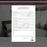 Avida Land Leasing - Inquiry Modal