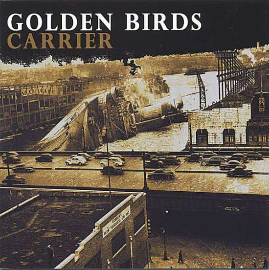 golden birds carrier