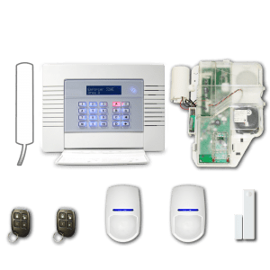 Wireless Burglar Alarms Exhall - Wireless Burglar Alarms