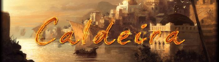 Caldeira project header
