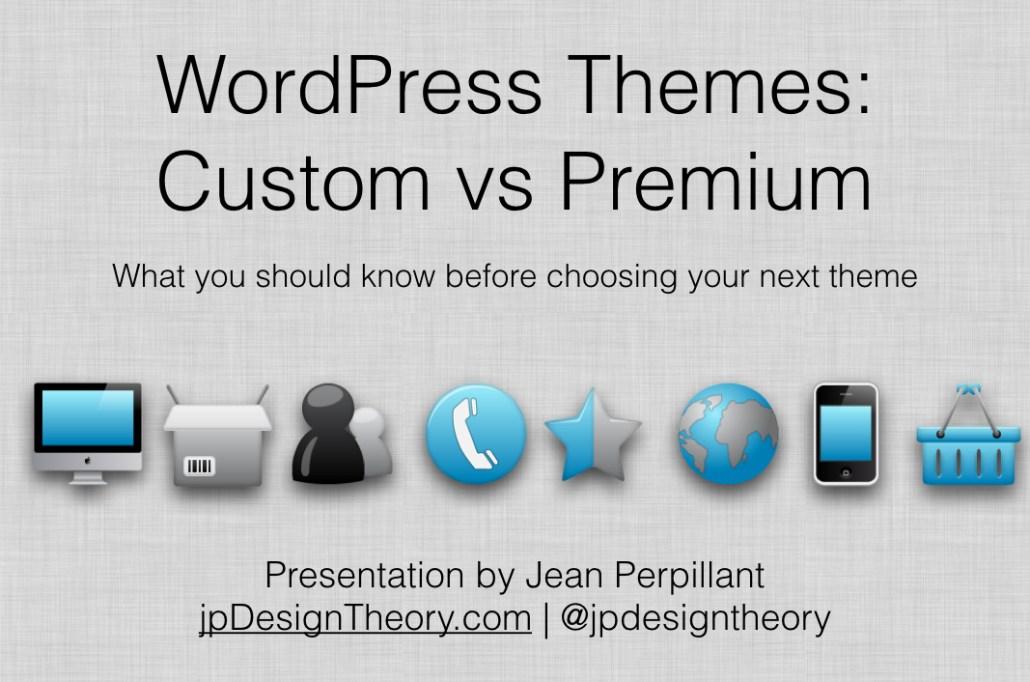 WordPress Talk Screenshot
