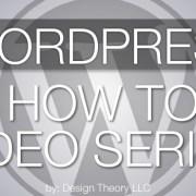 WordPress How To