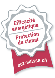 Logo label de l'efficacité énergétique et de la protection climat