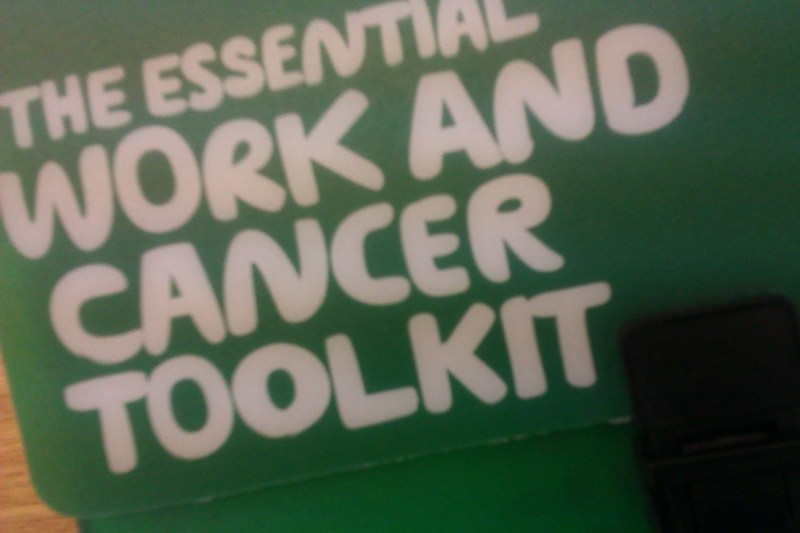 Macmillan Work & Cancer