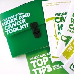 Macmillan Cancer Support - Cancer in the workplace