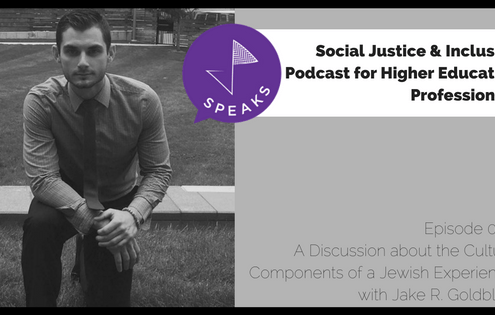 JPHigherEd, Jewish Identity, Higher Education, Jamie Piperato
