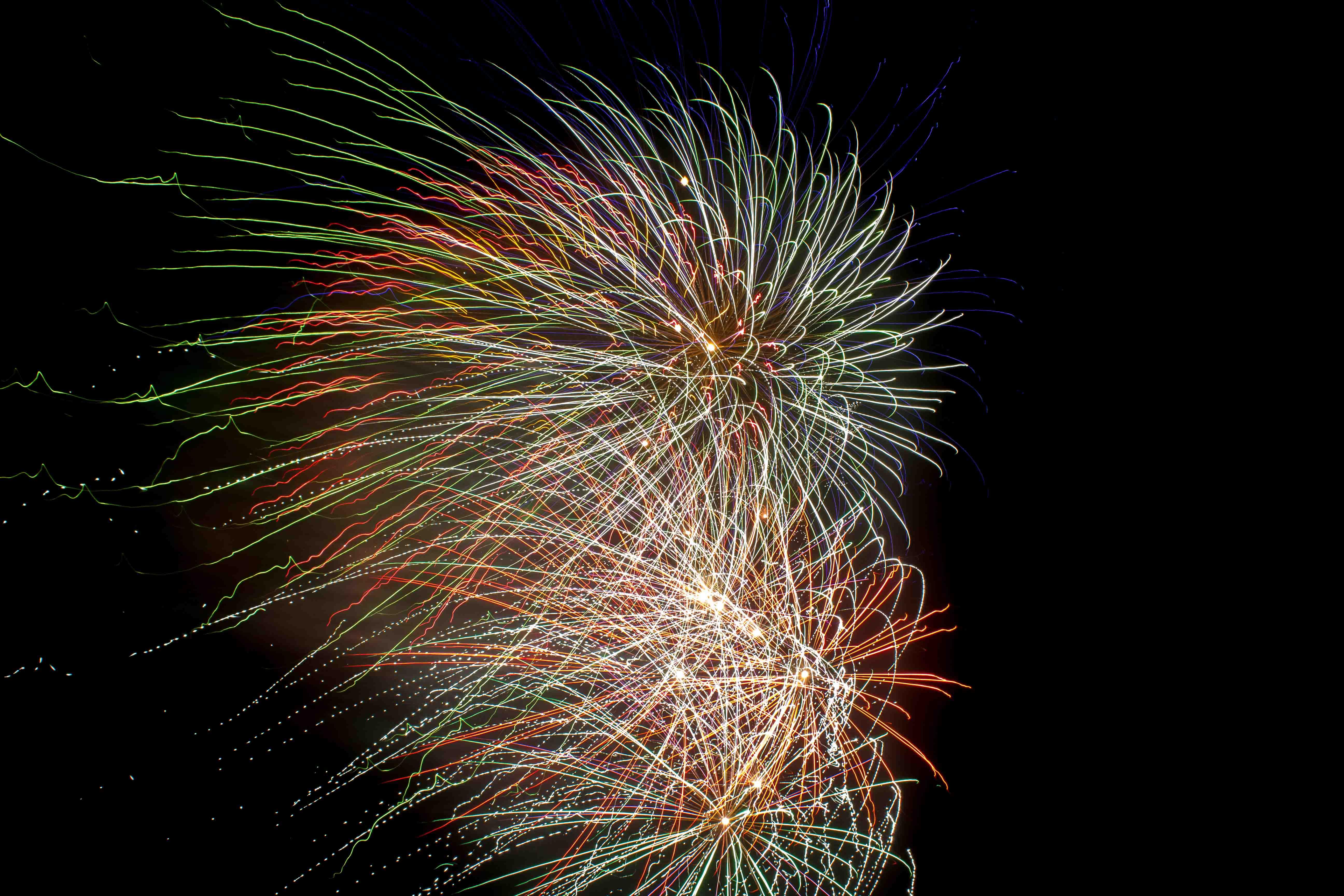 El Cotillo Fireworks