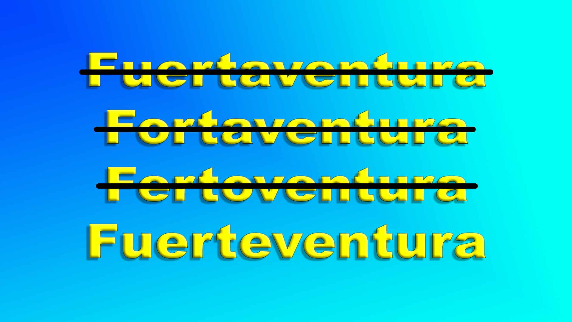Spell Fuerteventura