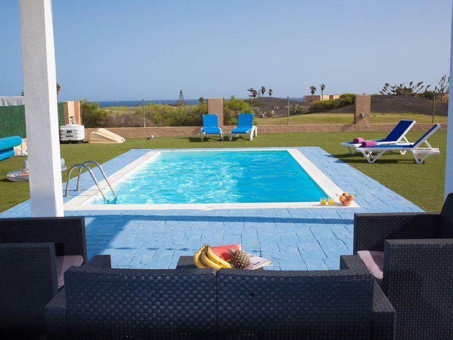 Villas to rent in Caleta de Fuste Fuerteventura