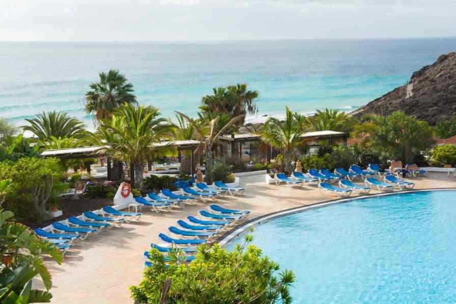 Best hotels on the beach in Fuerteventura