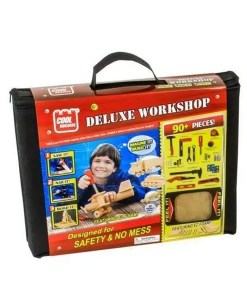 Cool Builders Deluxe Workshop