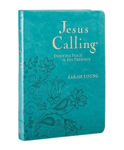 Jesus Calling - Enjoying Peace in His Presence