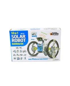 14 in 1 Solar Robot Kit - Boredom Busters
