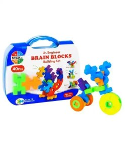 Jr. Engineer Brain Blocks Building Set