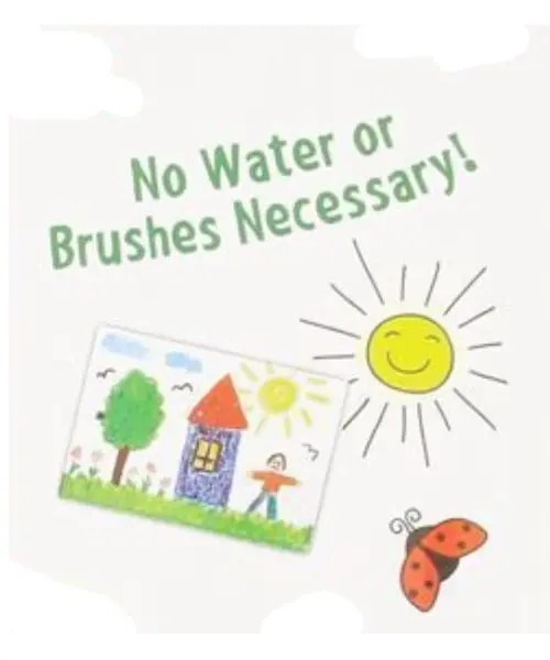 No Water of Brushes