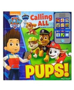 Paw Patrol Calling All Pups! w Phone