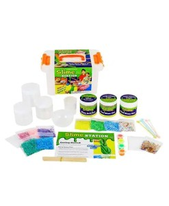Slime Station Kit - Make Your Own Slime
