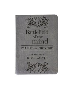 Battlefield of the Mind Psalms And Proverb