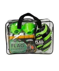 Glow in the Dark Flag Football - Boredom Busters