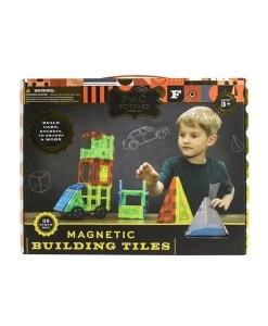 Magnetic Building Tiles - Now FAO! - STEM Product