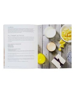 Essential Oils Complete Reference Guide - Lip Balm